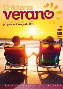 Chiclana Sommer-Programm August 2014