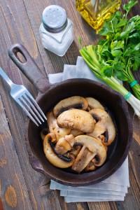fried mushroom